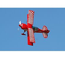 Red Eagle Air Sports Photographic Print