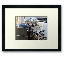 hemi powered Ford  Framed Print