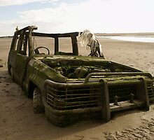 The Grim Jeep by Joe Sheldon