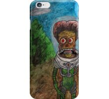 E.M.A.T. ...the Extra Mars Attacks! Terrestrial  iPhone Case/Skin