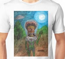 E.M.A.T. ...the Extra Mars Attacks! Terrestrial  Unisex T-Shirt