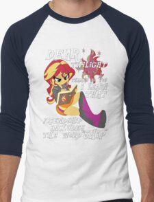 "Friend ""ship"" is magic! Men's Baseball ¾ T-Shirt"