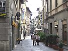 Old Streets of Florence, Italy by John Carpenter