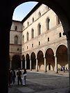 Palace in Milan by John Carpenter