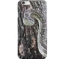 Python Alert iPhone Case/Skin