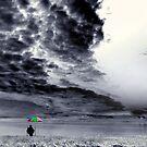 Parasol by Gisele Bedard