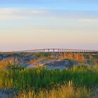 Oregon Inlet Bridge by JGetsinger