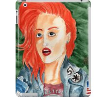 Rocker Anderson iPad Case/Skin