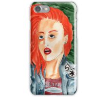 Rocker Anderson iPhone Case/Skin
