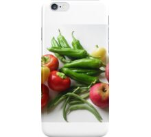 Garden Harvest iPhone Case/Skin