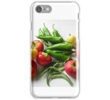 Garden Harvest iPhone Case/Skin