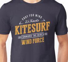 Kitesurfing Extreme Sport Unisex T-Shirt