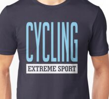 Cycling Extreme Sport Unisex T-Shirt