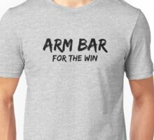 Arm Bar for the Win Unisex T-Shirt