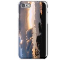 Samburu Sunset I iPhone Case/Skin