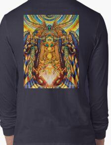 Dmt King Long Sleeve T-Shirt