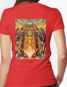 Dmt King Womens Fitted T-Shirt