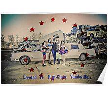 High Class Vaudeville Poster