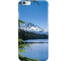 Mt Hood from Lost Lake  iPhone Case/Skin