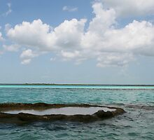 Laguna Bacalar - Mexico by deserttrends