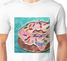 I DONUT Care For Pink Frosting Unisex T-Shirt