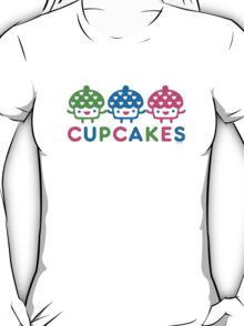 cupcake Fun light T-Shirt
