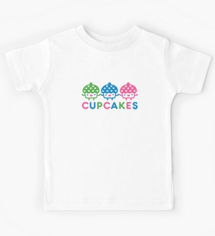 cupcake Fun light Kids Clothes
