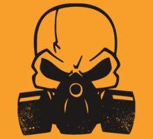 skull mask by simoechz