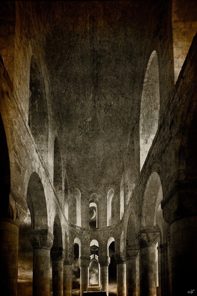 The Temple of the Knights of Earendel by Chris Lord