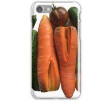 Ugly Veggies iPhone Case/Skin