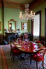 Dining Room at Ayers House, Adelaide by Christine Smith