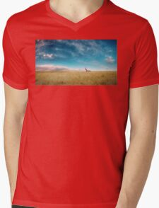 Breaking Bad Desert  Mens V-Neck T-Shirt
