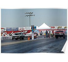 Total Power; Fomosa Raceway, McFarland, CA USA Poster