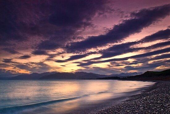 South Bay sunset by Paul Mercer