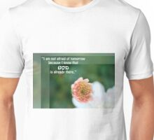 God and tomorrow Unisex T-Shirt