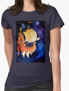 MasterShip Womens Fitted T-Shirt