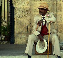 Cuban Man by Les Haines