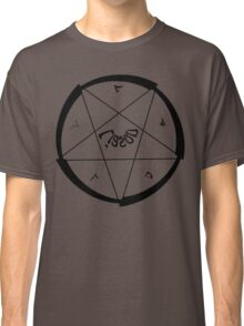 Lucas Darklord Summoning 1 Black Print Classic T-Shirt