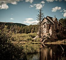 Saint Catherine Chapel‎ by Matt Benson