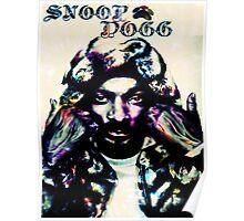 Snoop Dogg - Tie Dye Poster