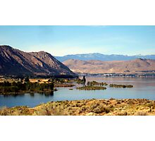 Along the Columbia River Photographic Print