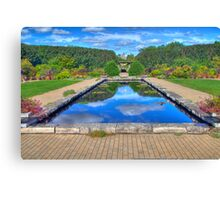 Reflective Pond Canvas Print