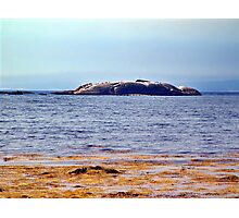 Indian Harbour, Nova Scotia Photographic Print