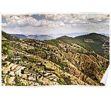 Himalayan Vista Poster