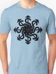Lucas Darklord Chao$ Logo 1 Black Print T-Shirt