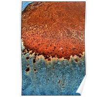 Rust Island Poster