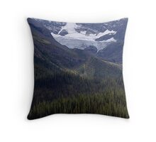 Lake to Sky Throw Pillow