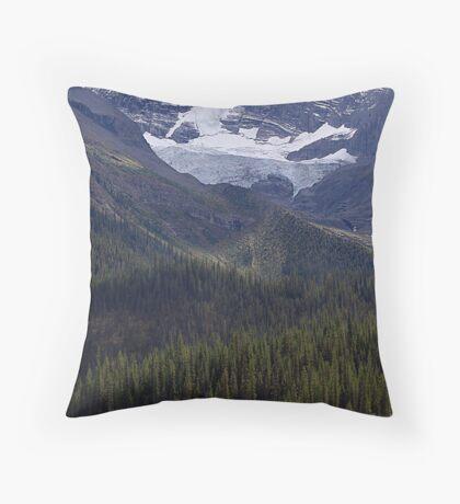 Lake to Sky Throw Pillow