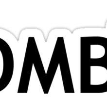 Zombie Corp Sticker