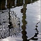 Pier Reflections-689 by Albert Sulzer
